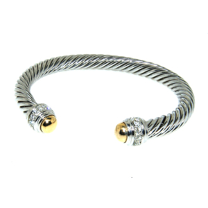 Cable Inspired Jewelry
